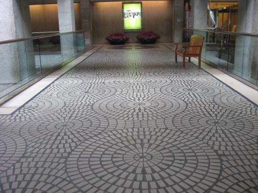 Embarcadero Center floor